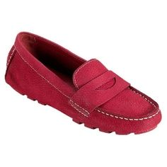 036e9712b244db Red suede driving loafer - Hot or Not  Cole Haan Air