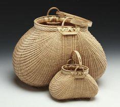 baskets by Aaron Yakim, wvgazette.com
