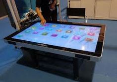 Provide Your Home with the elegant coffee touch screen table, which has internet connection, Bluetooth, WI-Fi to interact with people online.  Want to update more about this, click this link: http://www.interactiveinteriors.com.au/products/multi-touch-coffee-table-designs/