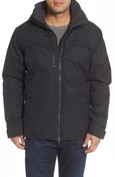 Men's Helly Hansen Chill Parka, Size Large - None Urban Fashion, Mens Fashion, Helly Hansen, Daily Wear, Hoodies, Sweatshirts, Hooded Jacket, Jackets For Women, Nordstrom