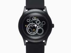 Dark Noon Watches by Nendo
