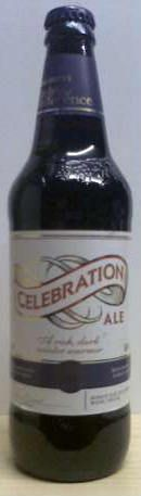 Sainsbury's Celebration Ale (Brewed by Black Sheep)
