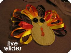 making this for lilly for next thanksgiving how sweet !