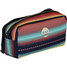 Roxy Backpacks Pipeline Pencil Case De (€11) ❤ liked on Polyvore featuring bags, backpacks, business accessories, desk top accessories, orange, orange bag, backpacks bags, red backpack, zipper pencil bag and pencil bag