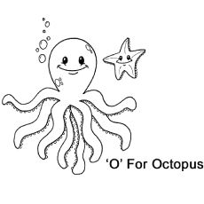 Top 10 Free Printable Letter O Coloring Pages Online