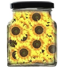Who says you can't bottle sunshine? We know better!! #FlowerPower #DIY
