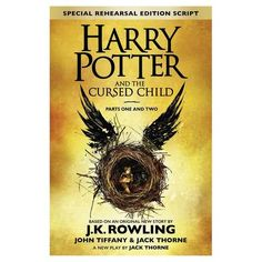 Harry Potter and the Cursed Child: Parts One and Two by J. K. Rowling - Book