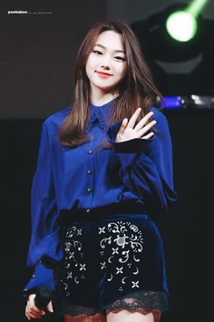 Mina【Gugudan】 Ulzzang Fashion, Kpop Fashion, Fashion Outfits, South Korean Girls, Korean Girl Groups, Kim Sejeong, Kpop Outfits, Stage Outfits, Ioi