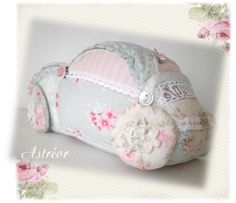 Ma petite coccinelle shabby
