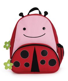 Photo of the Zoo Pack Ladybug Little Kid Backpack by Skip Hop 00c65d150927d