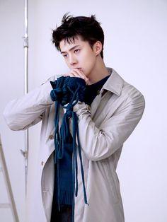 [Vyrl] EXO : OH! SEHUN 태국 매거진 '롭티멈' 3월호 표지 장식! 세훈하면 '화보', 화보하면 '#세훈'이 떠오르는, #엑소 의