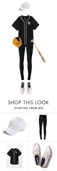 """""""Happy Halloween 2016 #7 - Baseball Player"""" by katrina-yeow ❤ liked on Polyvore featuring rag & bone, Givenchy, Keds, Franklin and Halloween"""