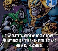 Dr Doom vs Thanos                                                                                                                                                                                 More
