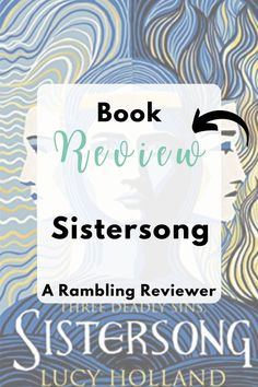 Do you love blending historical and fantasy fiction together? If so, you NEED to check out Sistersong by Lucy Holland. Here's my full book review. Book review. Book Recommendation. Bookshelf ideas. Fantasy Book Reviews, Fantasy Books To Read, Fantasy Fiction, Fantasy Series, Book Recommendations, Holland, Novels, Bookshelf Ideas, Reading