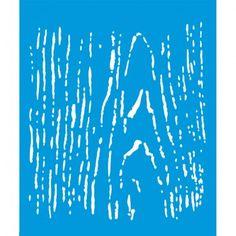 Stencil Opa 20x25 - Nó de Madeira OPA1450