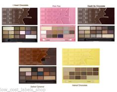 MAKEUP-REVOLUTION-I-Heart-Makeup-Chocolate-Bar-Eye-Shadow-Palettes