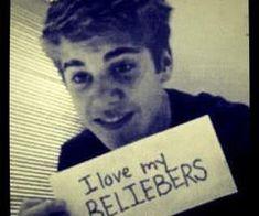 Justin Bieber....IM A BELIEBER!!!