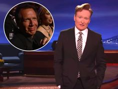 Conan OBrien remembers how Garry Shandling helped him through one of his lowest points