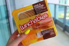 lunchables.♡