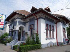 Casa lui Nae Constantinescu, negustor de cherestea din Alexandria