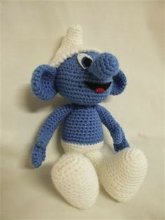 Smurf R140 Smurfs, Toys, Handmade, Character, Art, Activity Toys, Art Background, Hand Made, Clearance Toys