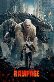 Primatologist Davis (Dwayne Johnson) shares an unshakable bond with George, the extraordinarily intelligent silverback gorilla who has been in his care sin Streaming Vf, Streaming Movies, Hd Movies, Netflix Movies, Dwayne Johnson, New Movies 2018, Peliculas Online Hd, Movie 20, Home Theater