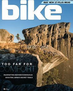 Our July issue is dedicated to the discomforts and discoveries of embarking on those once-in-a-lifetime riding trips to international destinations. While there's certainly no shortage of trails to appreciate right here in North America pushing past fears of the unknown and venturing overseas with a bike box in tow reaps rewards that cant be found inside ones comfort zone.  The cover sets the tone with this image of @yeticycles ripper @kelleymtb between the limestone boulders of Castle Hill…
