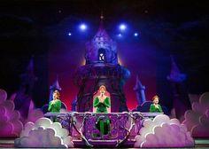 shrek the musical set design - Bing Images