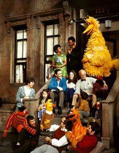 muppets. masters. friends. sesame street.