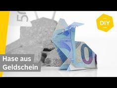 Geldscheine falten ✉ 10 Falttechniken Schritt für Schritt erklärt ▶ Video