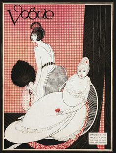 Postcards from Vogue: 100 Iconic Covers - Jan 1913