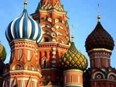 Praça Vermelha - Moscou - Rússia