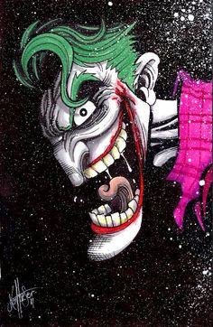 BATMAN and Villains Geek Art Series by KenHaeser - News - GeekTyrant