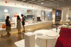 """Espai expositiu 'Del món al museu. Disseny de producte, patrimoni cultural"""""""