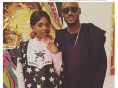 2face and Annie Idibia rock Agbada in style (See Photos)