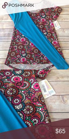 LLR XS Classic w/ One Size Leggings 💙 NWT XS classic paired with One Size Leggings, Leggings recommended to fit most sized 2-10💕Classic is LEGGING material😍😍 LuLaRoe Other