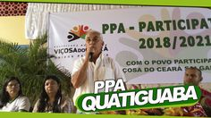 MORADORES DO QUATIGUABA PARTICIPAM DA 7ª AUDIÊNCIA PÚBLICA DO PPA