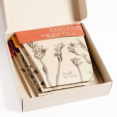 Australian native seeds gift box set