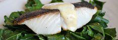 Pan-Seared Sablefish (Black Cod) with Lemon Pepper Aioli Recipe - Sitka Salmon Shares Cod Recipes, Fish Recipes, Seafood Recipes, Cooking Recipes, Healthy Recipes, Salmon Recipes, Recipes Dinner, Healthy Eats, Yummy Recipes