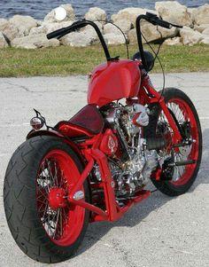 Red Devil bobber