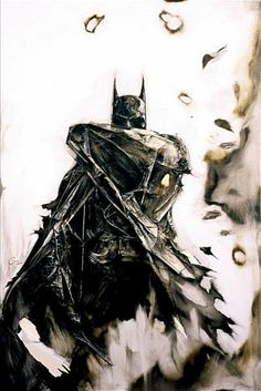 Batman by Gregory Lauren