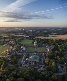 Sunrise over Haileybury by Nigel Lomas on Our Country, Great Britain, Airplane View, Paris Skyline, Composition, Sunrise, Shots, Travel, Viajes