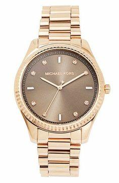 Michael Kors Watch Rose Gold the next one on my radar