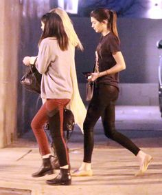 Kylie & Kendall Jenner Eat And Shop - http://oceanup.com/2014/01/20/kylie-kendall-jenner-eat-and-shop/