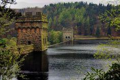 Derbyshire - maybe I'll see Mr. Darcy!