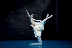 Lauren Cuthbertson as Juliet and Federico Bonelli as Romeo in Romeo and Juliet © Bill Cooper/ROH 2012 by Royal Opera House Covent Garden, via Flickr