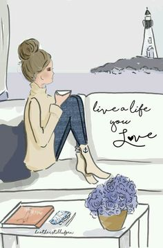 I finally know the difference between LIVE and ALIVE. LIVE a life you LOVE