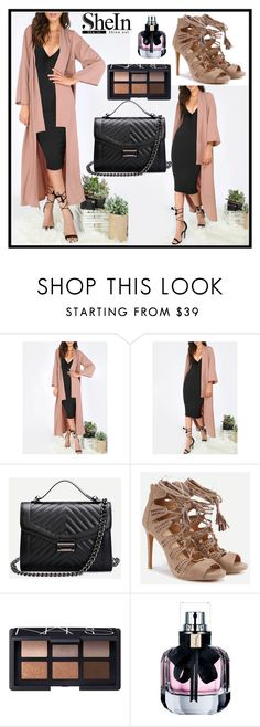"""""""Shein 3. /2"""" by b-necka ❤ liked on Polyvore featuring NARS Cosmetics, Yves Saint Laurent, Sheinside and shein"""