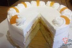Mamka mě oslovila, jestli bych jí neupekla něco s mandarinkami, tak mě hned napadla florida. Chtěla jsem něco, co vypadá luxusnější, proto jsem místo klasických řezů zvolila kulatou dortovou formu. Autor: Mineralka Vanilla Cake, Florida, Food And Drink, Author, The Florida