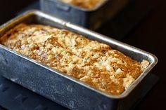 Cinnamon Chip Pecan Loaf Cake